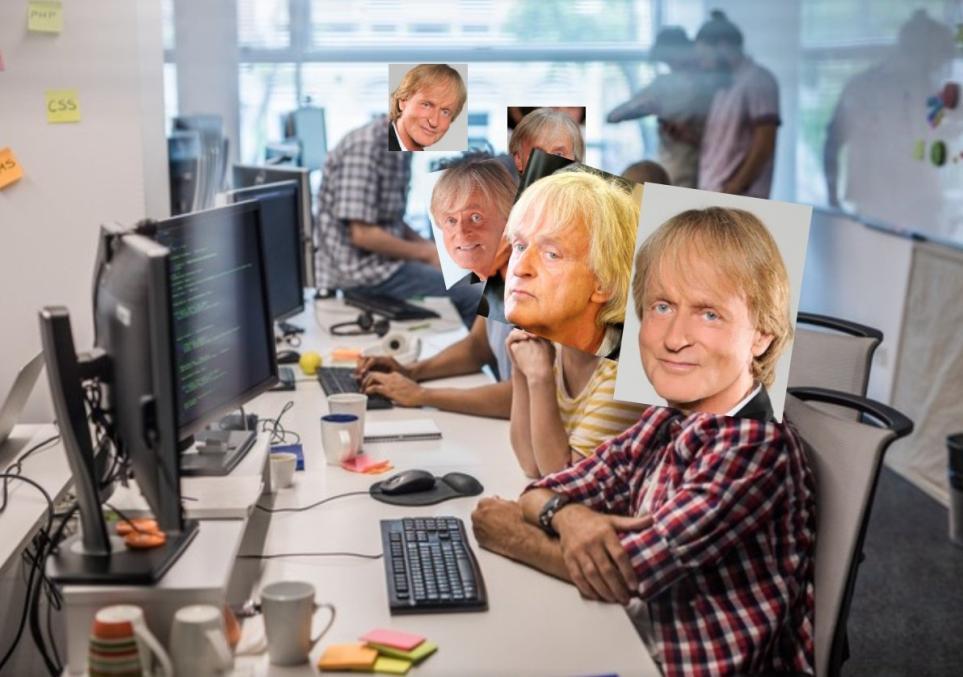 La dream team: une équipe de Dave