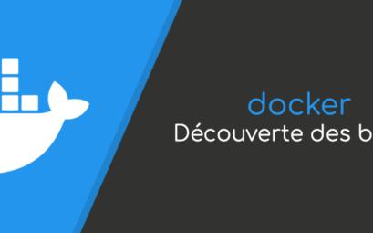 Docker : découverte des bases